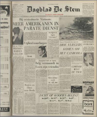 de Stem 1965-07-15