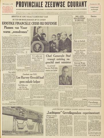Provinciale Zeeuwse Courant 1963-12-04