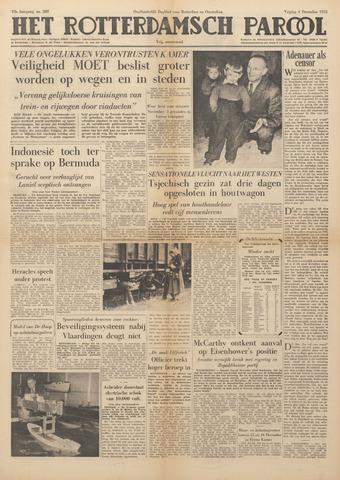 Watersnood documentatie 1953 - kranten 1953-12-04