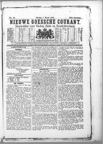 Nieuwe Goessche Courant 1876-03-07