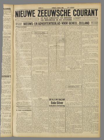 Nieuwe Zeeuwsche Courant 1933-03-07