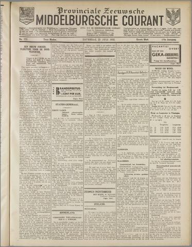 Middelburgsche Courant 1932-07-23
