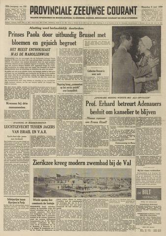 Provinciale Zeeuwse Courant 1959-06-08