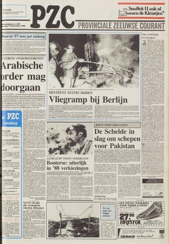 Provinciale Zeeuwse Courant 1986-12-13