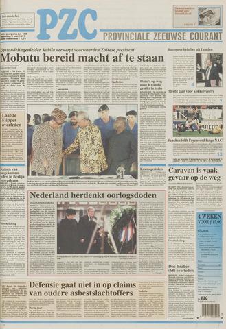 Provinciale Zeeuwse Courant 1997-05-05
