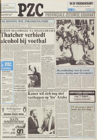 Provinciale Zeeuwse Courant 1985-06-04