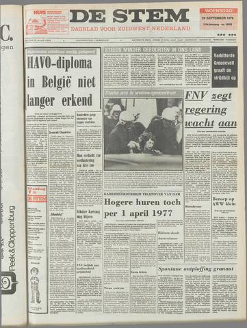 de Stem 1976-09-29