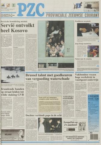 Provinciale Zeeuwse Courant 1999-03-31