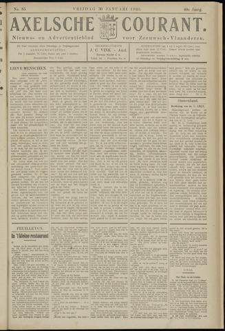 Axelsche Courant 1925-01-30