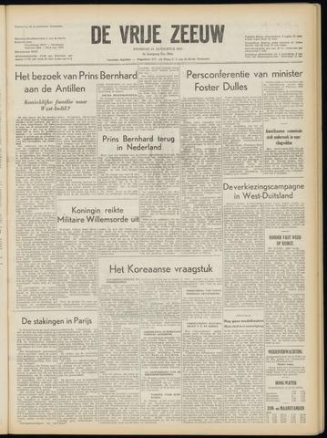 de Vrije Zeeuw 1953-08-11