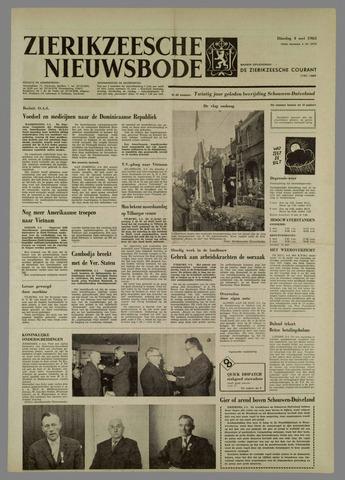 Zierikzeesche Nieuwsbode 1965-05-04