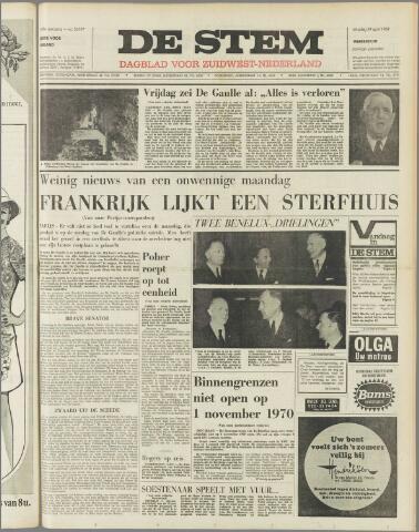 de Stem 1969-04-29
