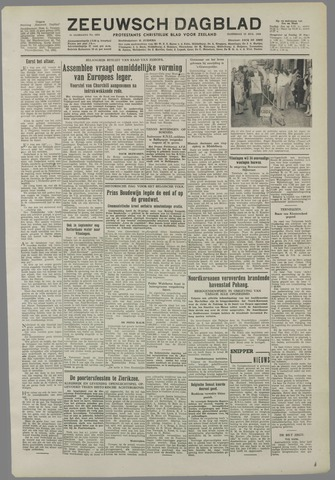 Zeeuwsch Dagblad 1950-08-12
