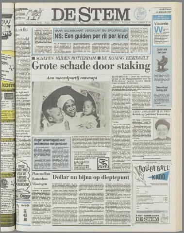de Stem 1987-01-22