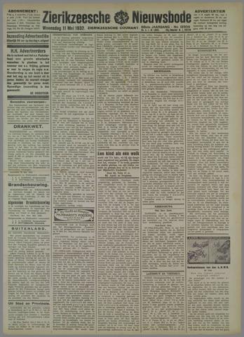 Zierikzeesche Nieuwsbode 1932-05-11