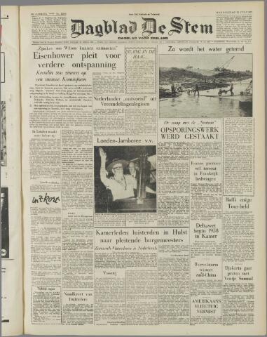 de Stem 1957-07-18