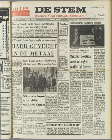 de Stem 1975-01-22
