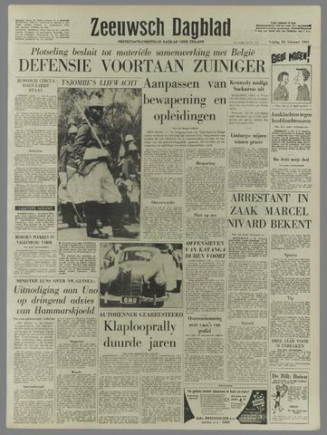 Zeeuwsch Dagblad 1961-02-24
