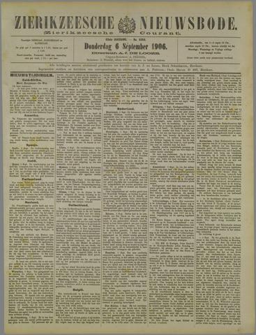 Zierikzeesche Nieuwsbode 1906-09-06