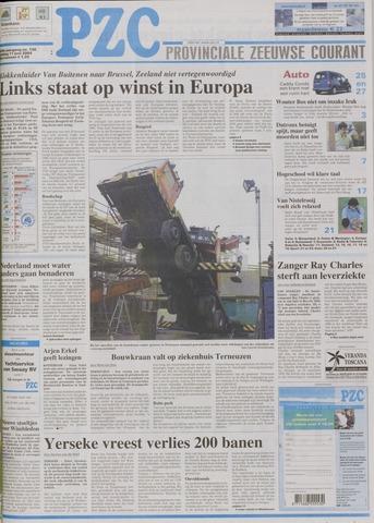 Provinciale Zeeuwse Courant 2004-06-11