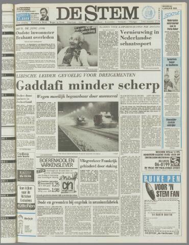 de Stem 1986-01-06