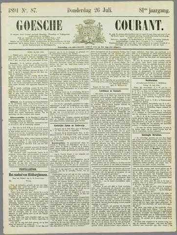 Goessche Courant 1894-07-26