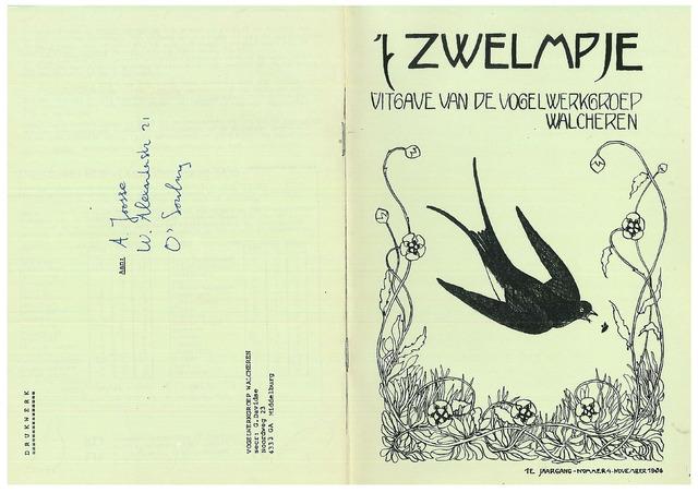 't Zwelmpje 1986-11-01