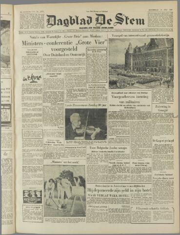 de Stem 1953-07-16