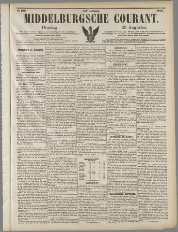 Middelburgsche Courant 1903-08-25