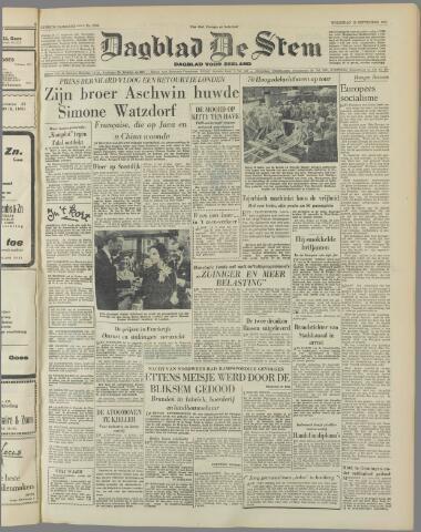 de Stem 1951-09-12