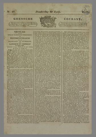 Goessche Courant 1845-06-12