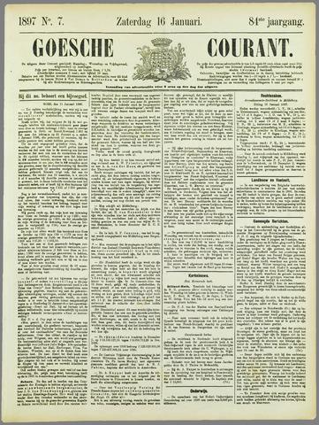 Goessche Courant 1897-01-16