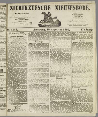 Zierikzeesche Nieuwsbode 1860-08-18