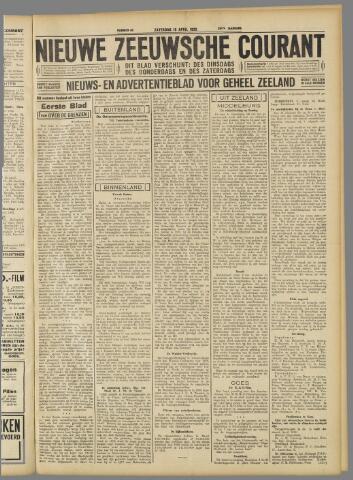 Nieuwe Zeeuwsche Courant 1932-04-16