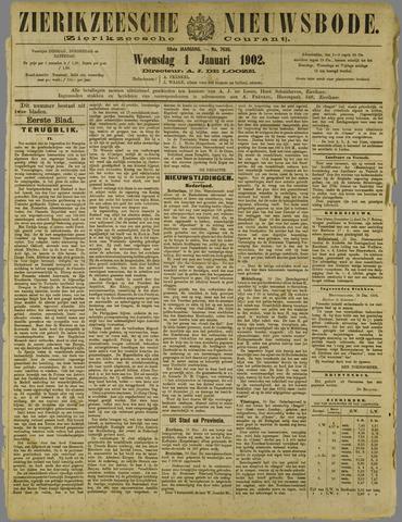 Zierikzeesche Nieuwsbode 1902-01-01