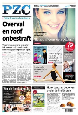 Provinciale Zeeuwse Courant 2015-12-05