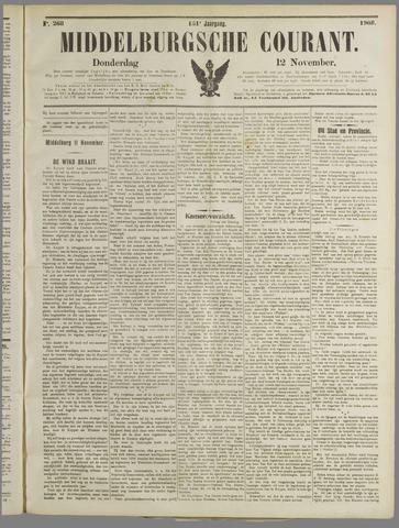 Middelburgsche Courant 1908-11-12