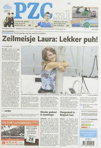 Provinciale Zeeuwse Courant 2010-07-28