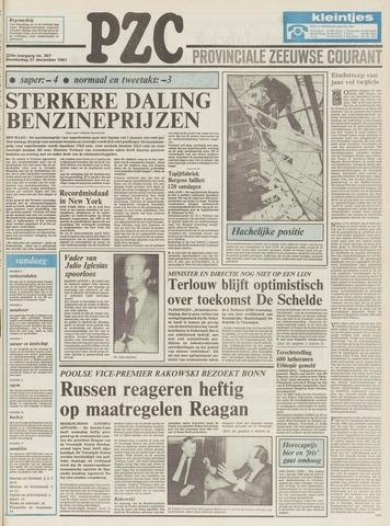 Provinciale Zeeuwse Courant 1981-12-31