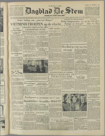 de Stem 1951-08-21