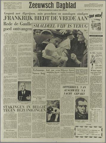 Zeeuwsch Dagblad 1960-12-21