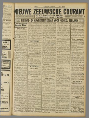 Nieuwe Zeeuwsche Courant 1928-01-28