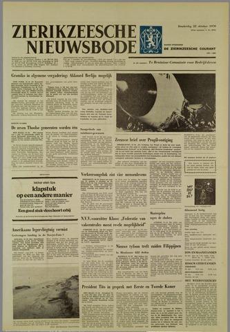 Zierikzeesche Nieuwsbode 1970-10-22