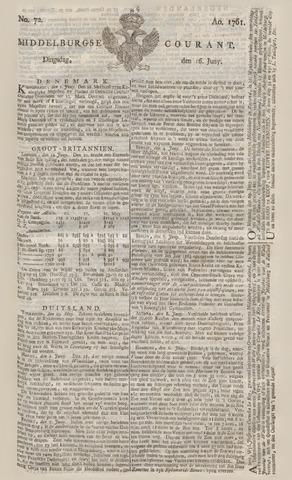 Middelburgsche Courant 1761-06-16