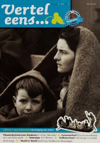 Watersnood documentatie 1953 - tijdschriften 2010