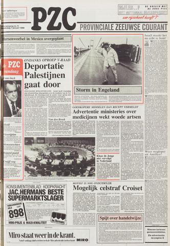 Provinciale Zeeuwse Courant 1988-01-07