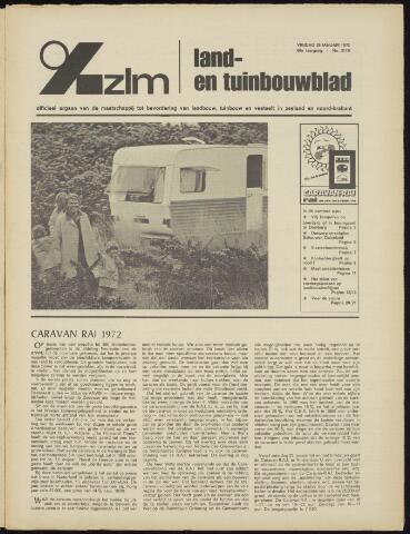 Zeeuwsch landbouwblad ... ZLM land- en tuinbouwblad 1972-01-28
