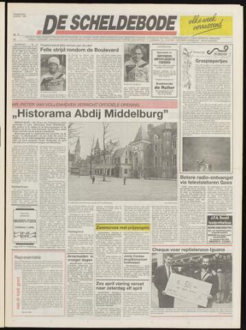 Scheldebode 1992-04-08