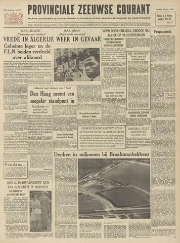 Provinciale Zeeuwse Courant 1962-06-19