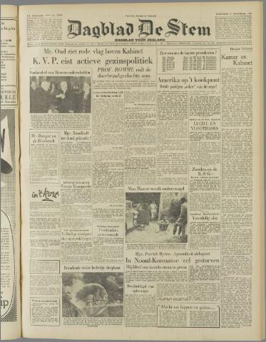 de Stem 1952-11-05
